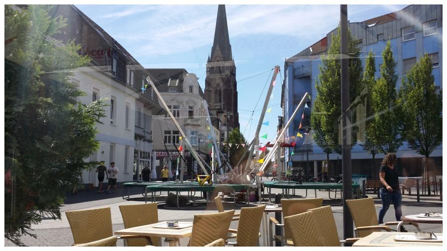 4er Bungee-Trampolin - Stadtfest