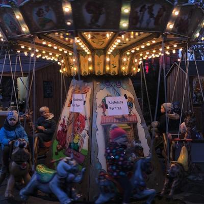 Kinder-Märchenkarussell