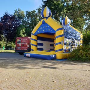 Hüpfburg Aladin 4x5m