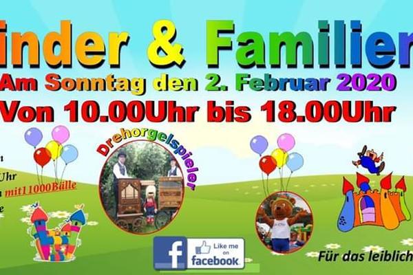 Kinder & Familienfest 2020